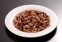 クコの実と豚肉の千切り炒め