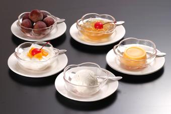 デザート 全品¥350