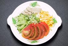 冷し中華・タンタン麺